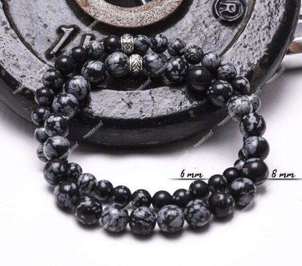 obsidyen-dogal-tas-erkek-bileklik-3e3-77-tas sepeti